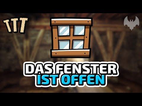 Das Fenster ist offen - ♠ Trouble in Terrorist Town ♠ - Let's Play TTT - Dhalucard