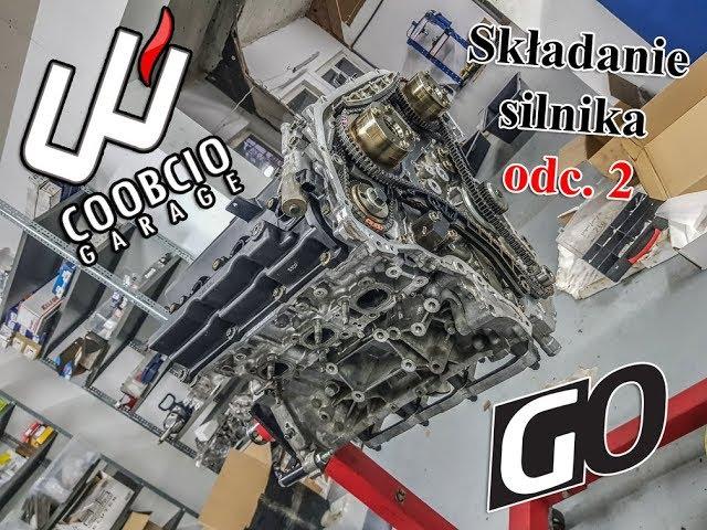 Coobcio Garage - Składanie nowego silnika 1000KM odc. 2