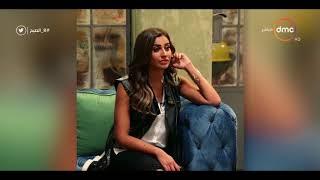 بالفيديو- دينا الشربينى تتحدث عن دورها مع يوسف الشريف