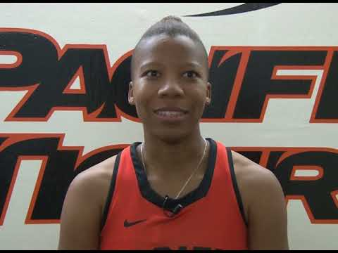 Get to Know Nthabi Maine of the Pacific Women's Field Hockey team