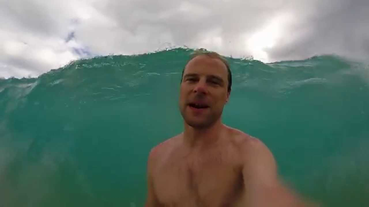 Funny Video: Destroyed By An Unexpected Wave at The Beach