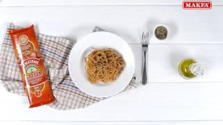 MAKFA | Рецепты | Томатные спагетти с анчоусами