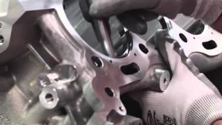 Ferrari 488 Spider Blu corsa - Inside the Ferrari Production