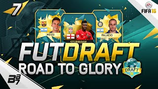 FIFA 16 | THE ULTIMATE ROAD TO GLORY! FUT DRAFT TIME! #7