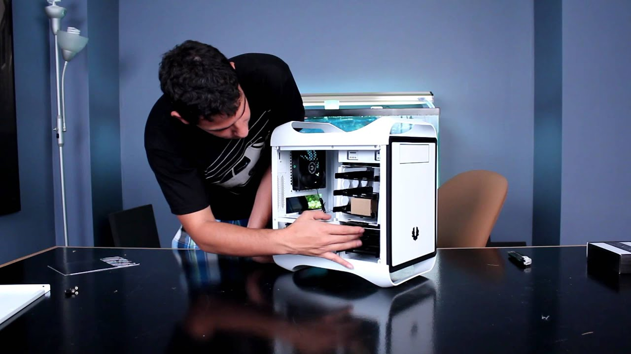 BitFenix Prodigy ITX Case Unboxing - TheTechSource.Tv ...