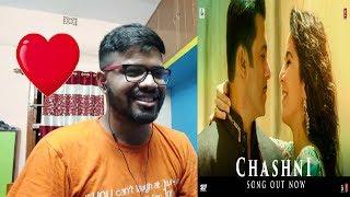 Chashni Song - Bharat Reaction | Salman, Katrina | Vishal & Shekhar ft. Abhijeet Srivastava