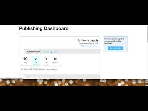TUNECORE MUSIC PROOF OF EARNING AND HOW TO MAKE MONEY