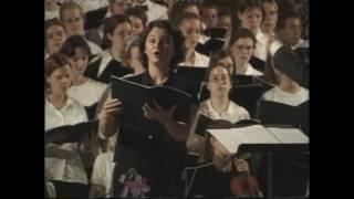 Du großer Gott, Satz: Manfred Bühler - ASG Chor in Rom