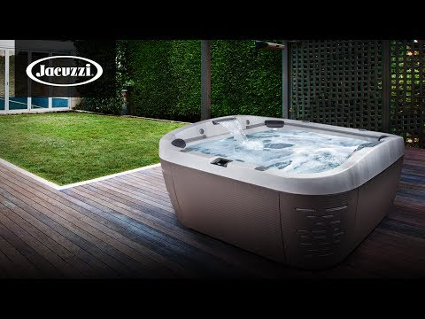 Beautiful Jacuzzi® Hot Tub Installation Ideas Part 2