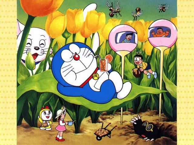 Doraemon El Gato Cosmico)   Ending Travel Video