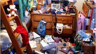 Избавляюсь от домашнего ХЛАМА ч. 1/2(Как я избавляюсь от домашнего хлама, мусора, выкидываю ненужные вещи, разбираю залежи одежды, косметики,..., 2012-08-05T20:25:31.000Z)