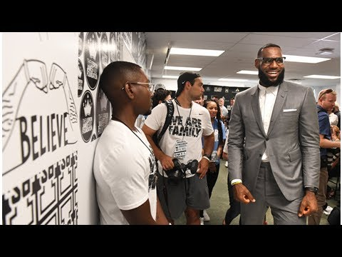 0a3129e7a78c LeBron James has one more career-defining moment in his home state ...