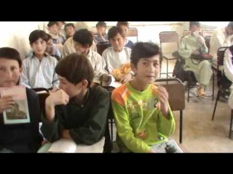 School in Hazarajat Afghanistan
