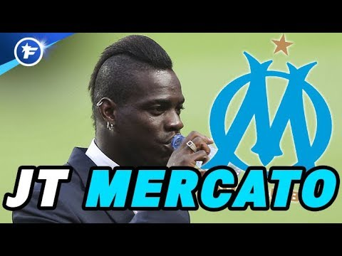Mario Balotelli enfin d'accord avec l'OM | Journal du Mercato