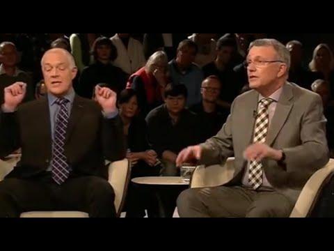 Iran-Konflikt Aktuell: Gregor Gysi und Michael Lüders gegen den Transatlantiker Andrew Denison