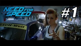 Need for Speed - Gameplay Español - Capitulo 1 - El Chico Nuevo - 1080pHD