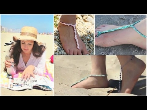 Thumbnail: How To: DIY Easy Bottomless Sandals!
