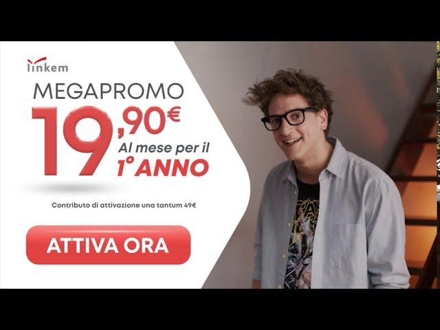 MEGA PROMO INTERNET 19,90€