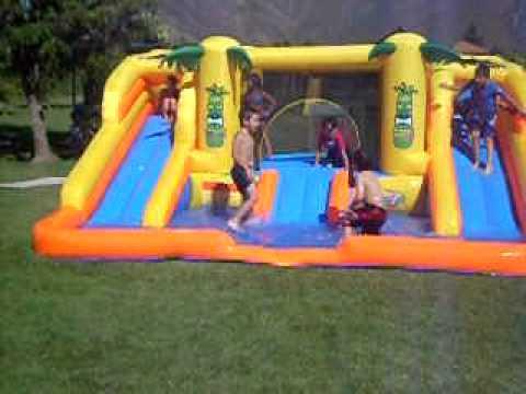 Juegos Inflables Para Ninos De 3 A 6 Anos