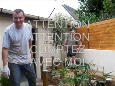 Abri de youtube for Evier de jardin exterieur