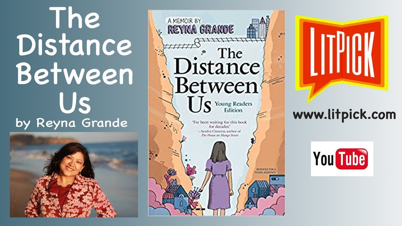 The Distance Between Us By Reyna Grande Video Book Review Youtube