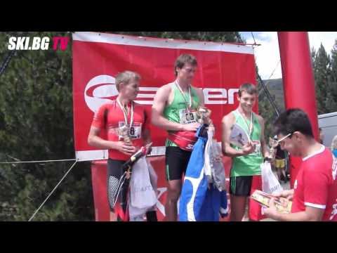 SIVEN Rollerski Cup 2011 - part 2 - award ceremony, interviews  - by SKI.BG