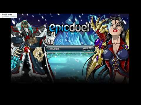 EpicDuel Gifting and Friends