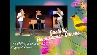 Gastoldi Renaissance Dances