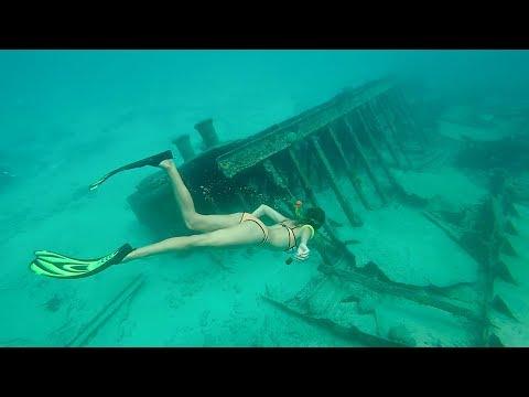 We visit Klein Curaçao, Curaçao & Aruba! / Sailing Aquarius #25