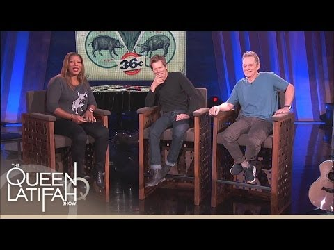 Bacon Brothers Turn Story Into Song | The Queen Latifah Show