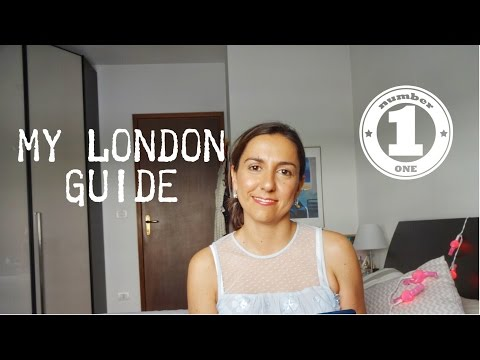 My London Guide: Little Venice e Southbank - Ms. Bunbury