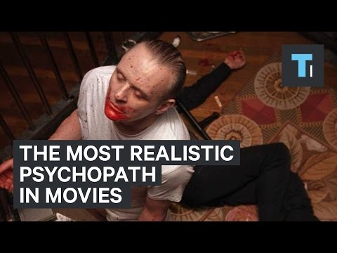 Most Realistic Psychopath In Movies