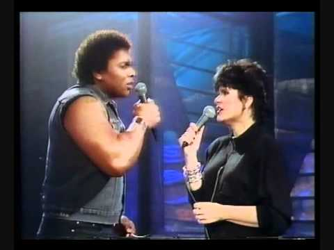 Linda Ronstadt & Aaron Neville Don't Know Much