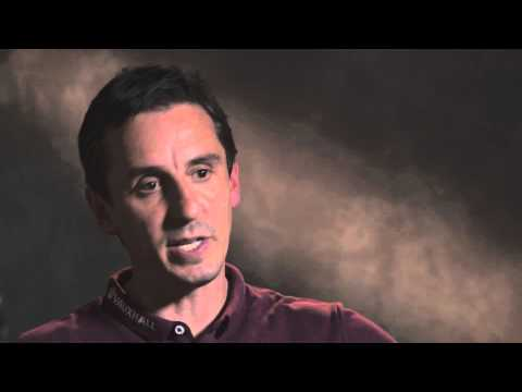 Gabby Logan: Gary Neville Interview