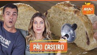 Rita e Joaquim Lopes ensinam como fazer pão de azeitonas | Rita Lobo | Cozinha Prática