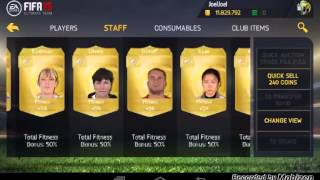 TOTY!!! FIFA 15 (ANDROID)