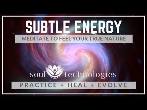 Subtle Energy Meditation: Feel Your Energy Body