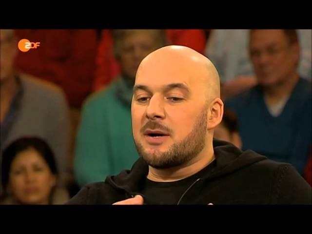 Kool Savas bei Markus Lanz 29.01.2015