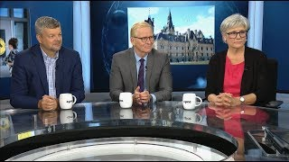 Journalists review federal leaders' debate