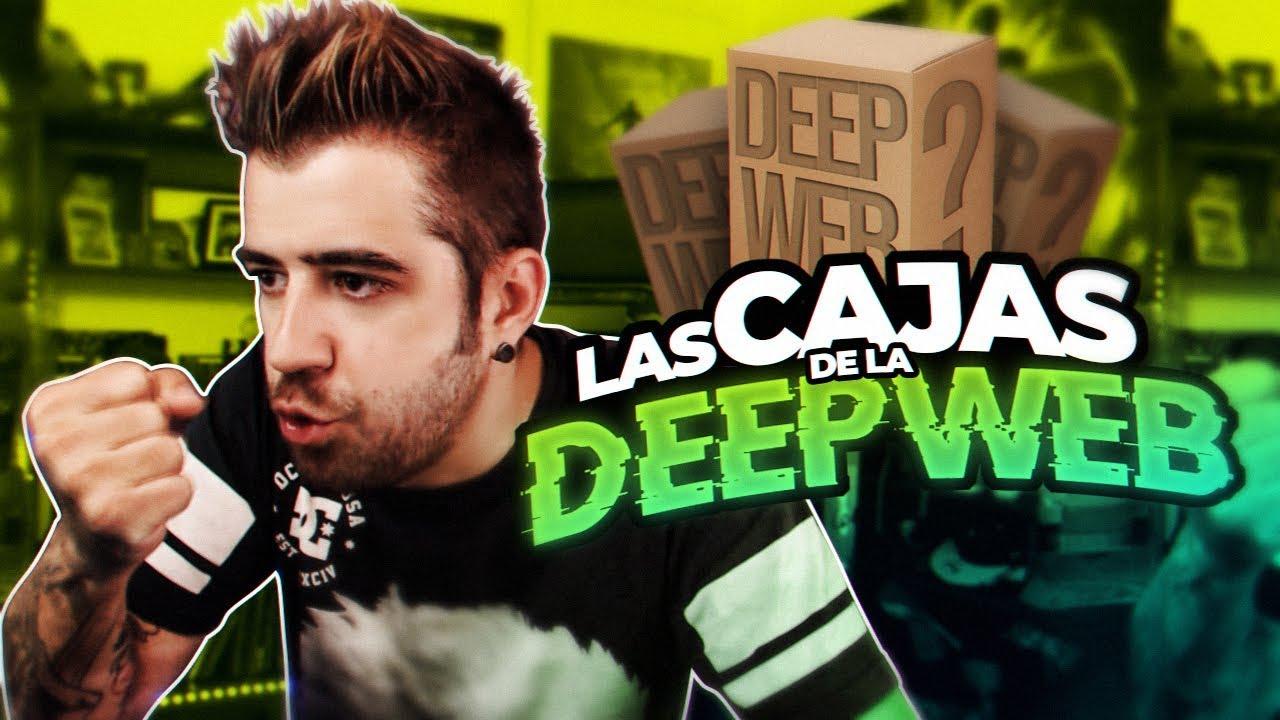 Download LAS CAJAS DE LA DEEP WEB