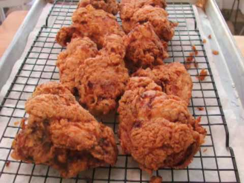 Buttermilk Fried Chicken - YouTube
