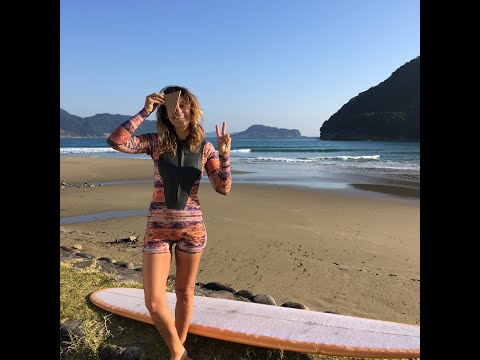 カシアの宮崎サーフセッション動画