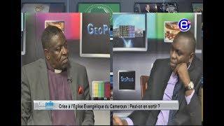 GEOPOLIS-ENTRETIEN AVEC HENDJE TOYA  24 09 2017 Equinoxe tv
