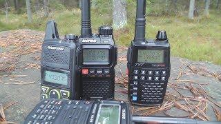 Рация TYT TH-UV3R обзор и тесты. Выбор компактной радиостанции