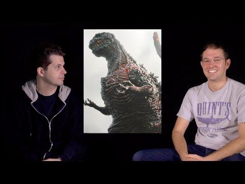 Shin Godzilla (aka Godzilla Resurgence) 2016 Movie Review streaming vf