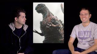 Shin Godzilla (aka Godzilla Resurgence) 2016 Movie Review