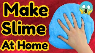 DIY Toothpaste Fluffy Slime!! How to make slime without borax!! Colgate toothpaste slime in Lockdown