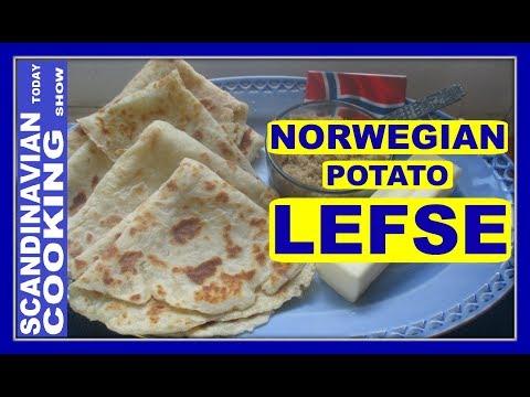 Lefse Recipe | How To Make Potato Lefse From Scratch