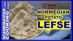 Lefse Recipe | How To Make Potato Lefse From Scratch