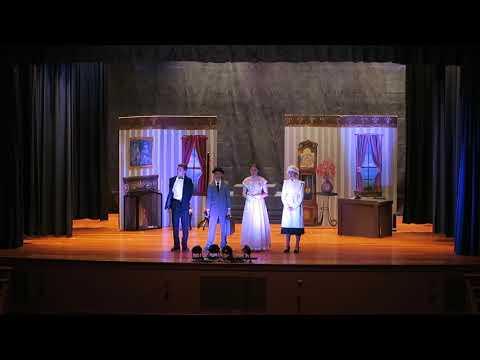 Mary Poppins, Night 1